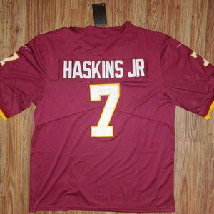 Dwayne Haskins Washington Redskins Jersey XL Sewn